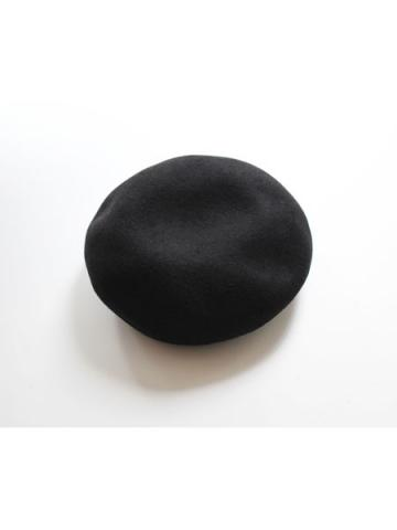 BIG BASQUE BERET (BLK)