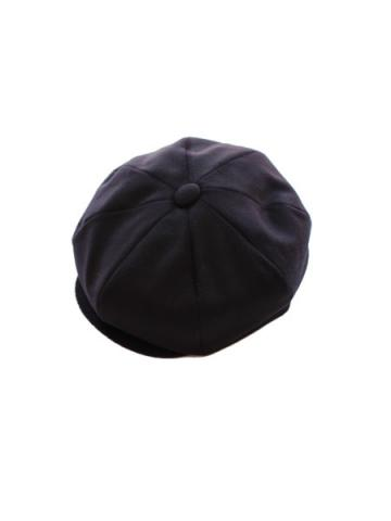 CASHMERE100 CASQUETTE (NVY)