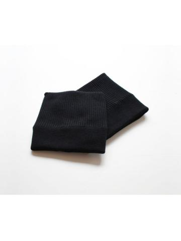 HEAD BAND&NECK WARMER (BLK)