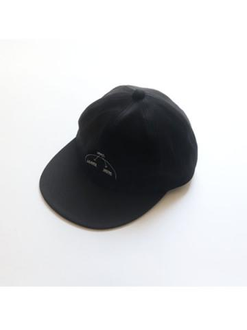 LIGHT LEAVES WATER CAP (BLK)