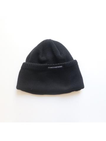 NAME KNIT (BLK)