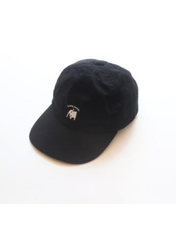STUDY CENTER CAP(BLK)