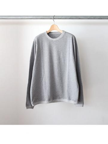 Long sleeve tee (GRY)