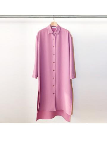 Double weave dobby long shirt (LAV)