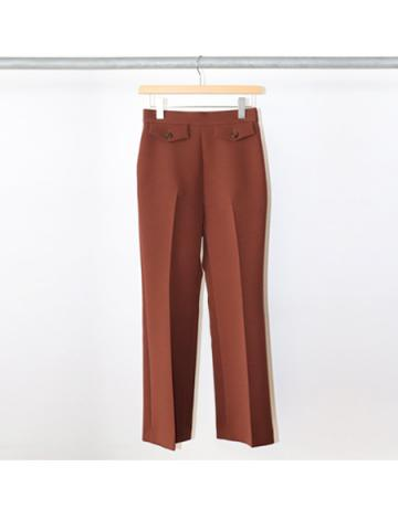 Triple weave easy slacks (BRN)