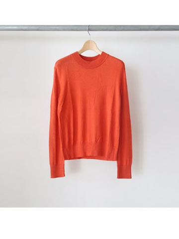 14D tenjiku high neck knit L/S (ORG)