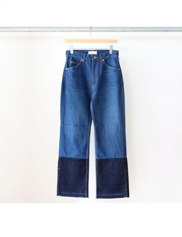 Remake liked straight jeans