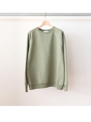 Vintage raglan sweat -BOYS- (GRN)
