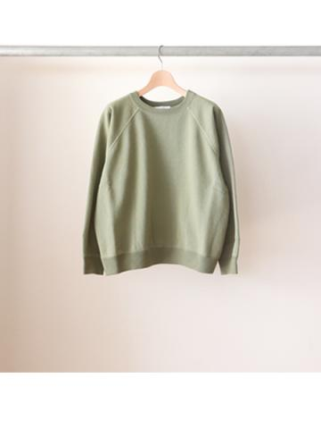 Vintage raglan sweat (GRN)