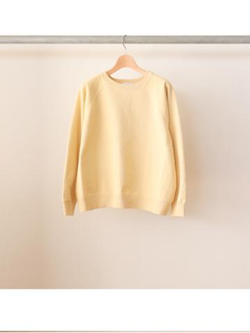 Vintage raglan sweat (YEL)