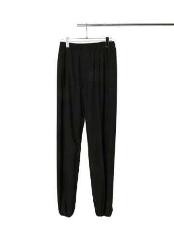 4way stretch TW easy pants (BLK)