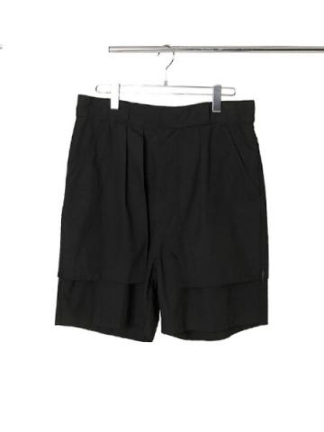 Cotton Cordura short pants.