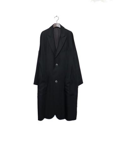 classic over coat(BK)