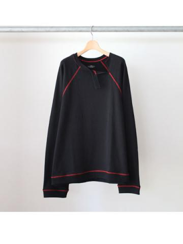 Kowareteru sweater (BLK)
