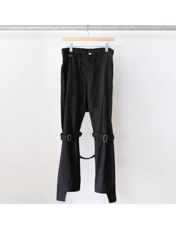 Relax borage pants
