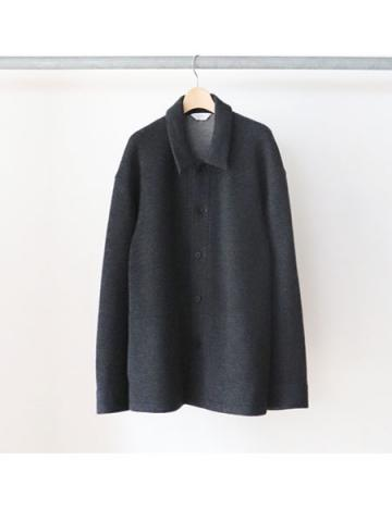 w-face utility knit jacket (CHA)