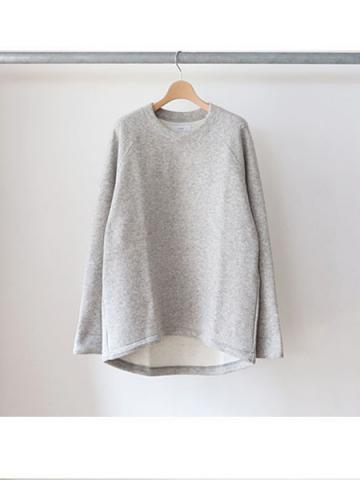 w-face crewneck knit (GRY)