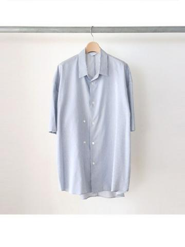 double-buttoned short sleeve shirts (ST)