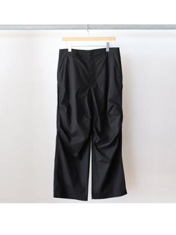 snow pants (BLK)