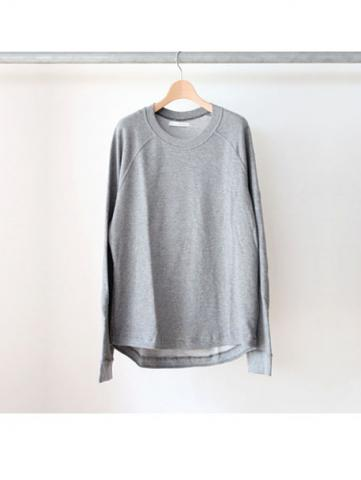 long long sleeve sweat (GRY)