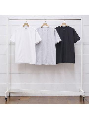 2pack inside out tee / UNUSED×FRUIT OF THE LOOM
