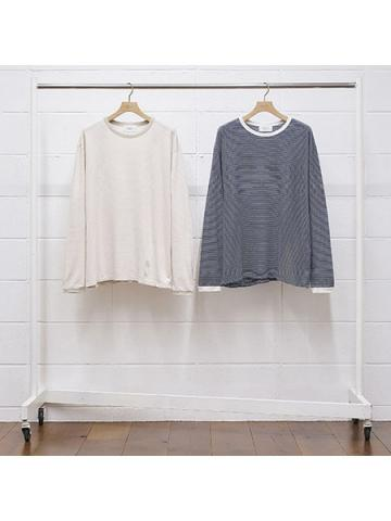 Long border sleeve t-shirt