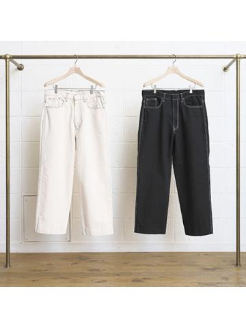 13oz Denim Baggy Pants