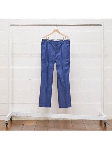 denim slacks