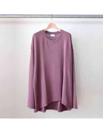 long sleeve tee (CHY)