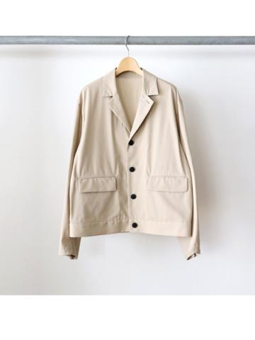 Cotton short jacket (BEG)