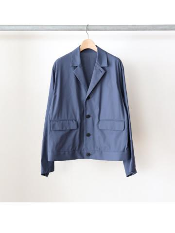 Cotton short jacket (GRY)
