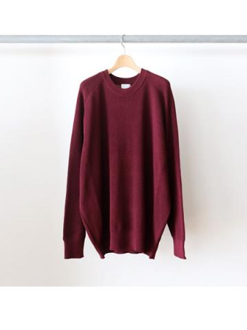 Crew neck over knit (PNY)