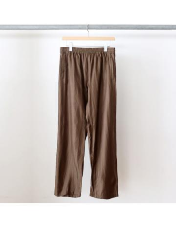 Cotton cupra easy pants (KHA)