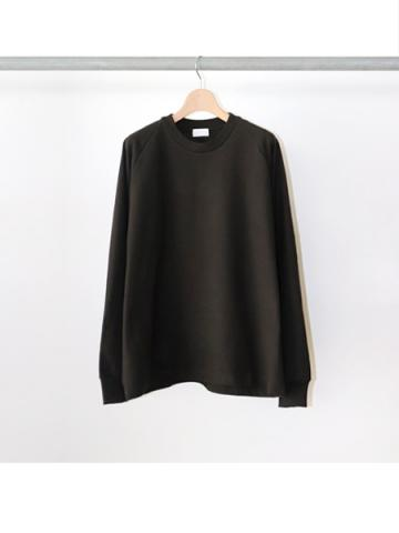 Cotton L/S tee (CHO)