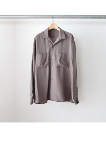 open collar shirts (GRY)