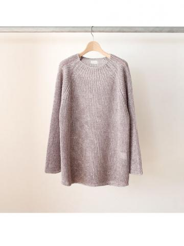 Over Knit (GRY)