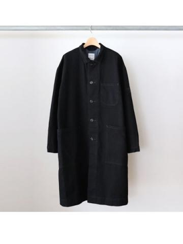 SHOP COAT (BLK)