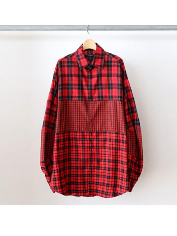 check shirts (RED)