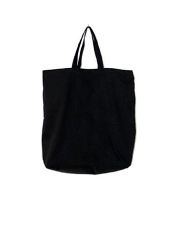 "SWITCH TOTE ""A"" (BLK)"