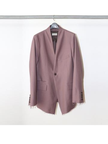 Lapel less jacket (PLE)
