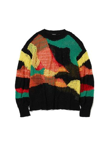 Hand Knitted Knit Sweater