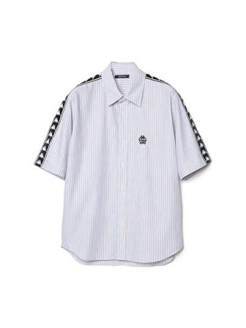 KAPPA Half Sleeve Stripe Shirt