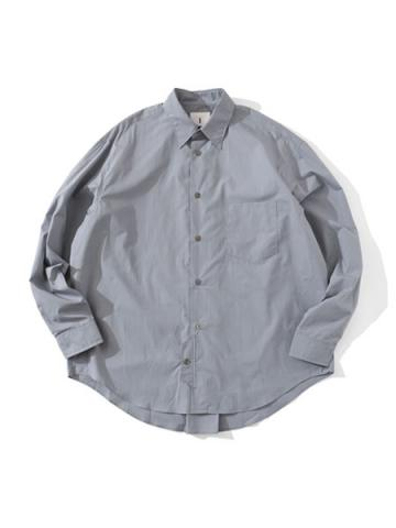 OFFICER SHIRT (GRY)