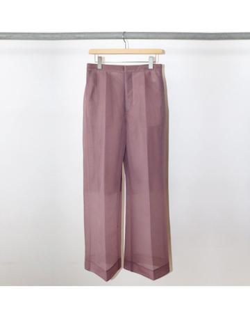 Seer double knit wide slacks (MUV)