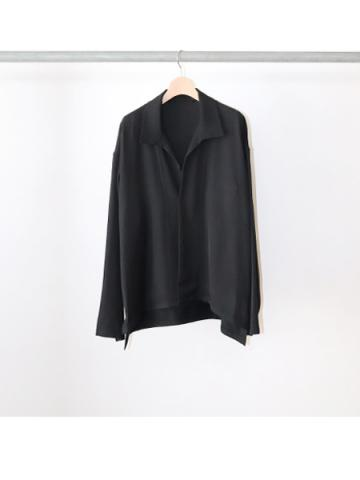 side slit jacket (BLK)