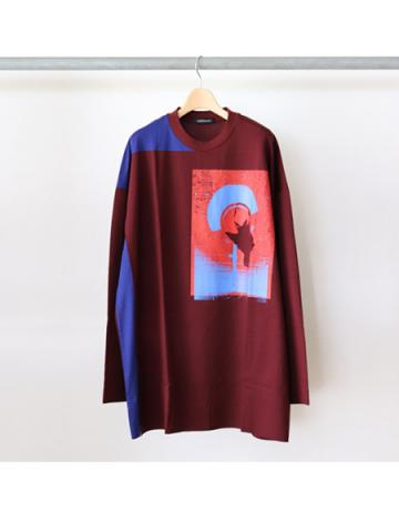stitching long sleeve t-shirts (BO)
