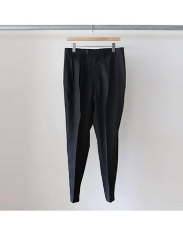 Back zip slacks (GR ST)