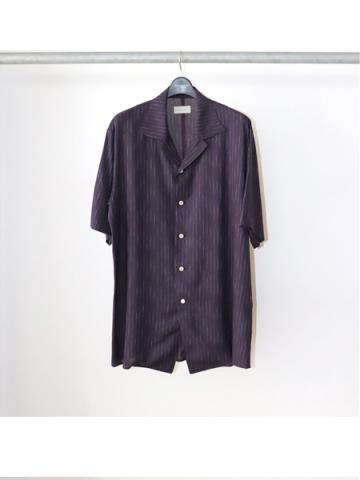 Stripe Half Sleeve Shirt (PLE)