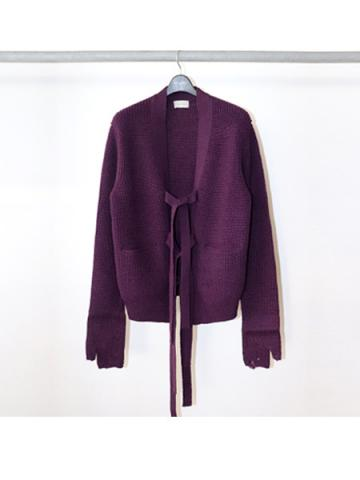 Ribbon Cardigan (PLE)