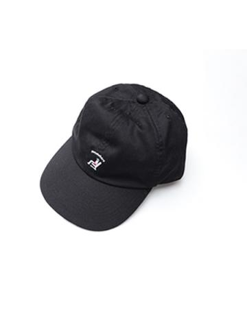 SOMEWHERE CAP (BLK)